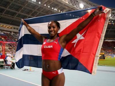 Cuba's Yarisley Silva Grabs Bronze Medal in Moscow's Pole Vault