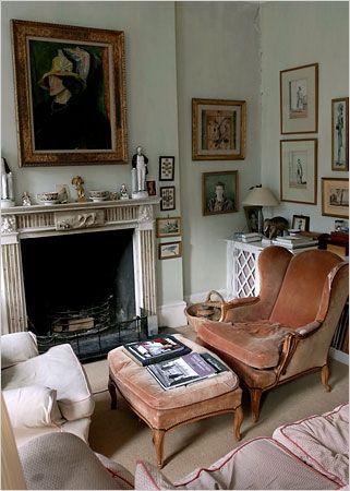 Past Job By Renaissance London Antique Fireplace
