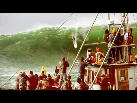 Heavy Wave SURFING | Mavericks | California 2014 - YouTube #Mavericks #Surfing #California