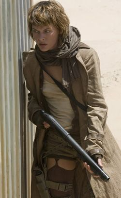 "Resident Evil: Extinction ""Alice"" Jacket"