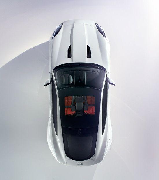 Image jaguar f type coupe r 3 550x621   Jaguar F Type R Coupé