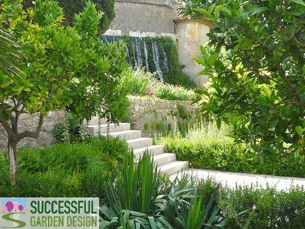 jardin narzari in southern spain via successful garden design