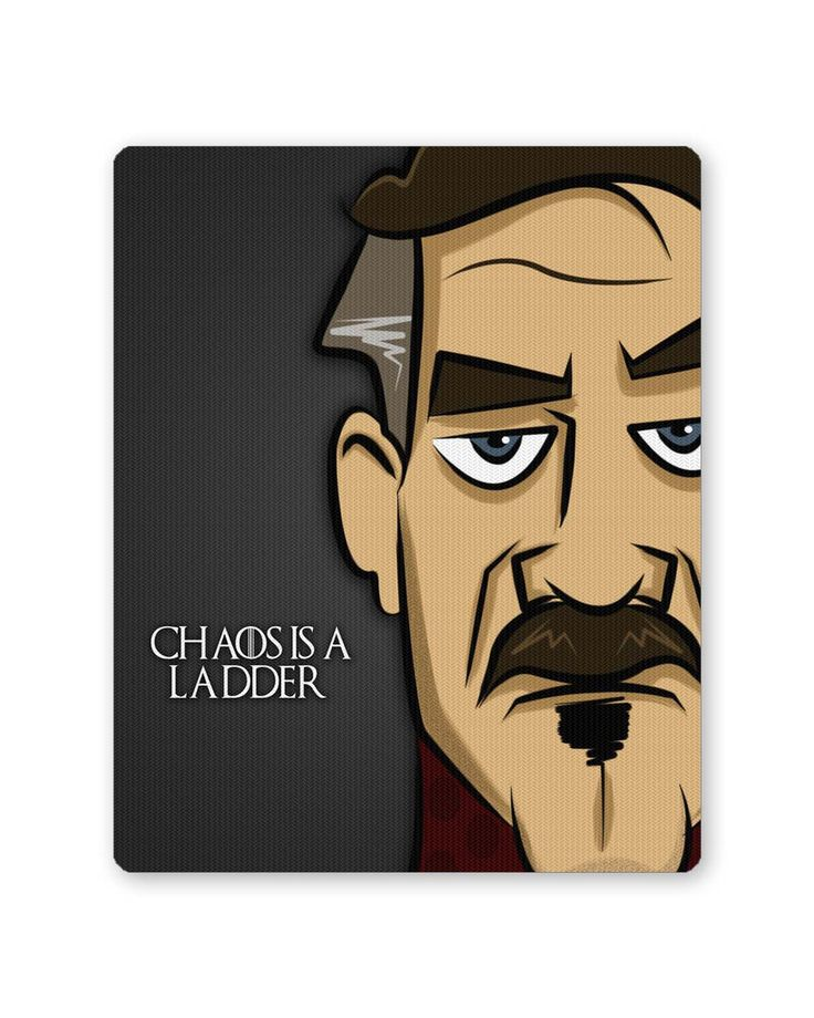 Chaos is a Ladder | Peter Baelish Game Of Thrones Mouse Pad