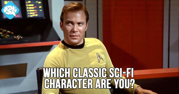 Which Classic Sci-Fi Character Are You? | BrainFall