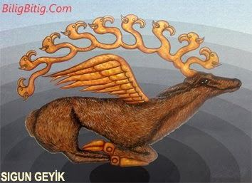 Geyik Türk Mitolojisi Karakteri