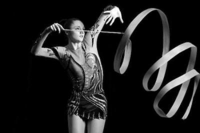 #moodboard #inspiration #black #white #artist #ribbons #costume #grace #gymnastic #dance
