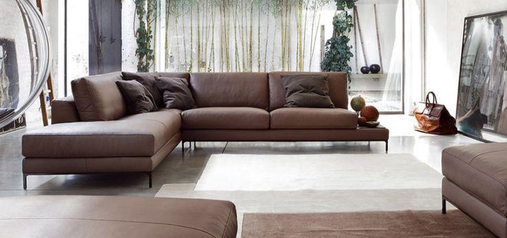 die artis leder eckgarnitur aus unserem outlet. Black Bedroom Furniture Sets. Home Design Ideas