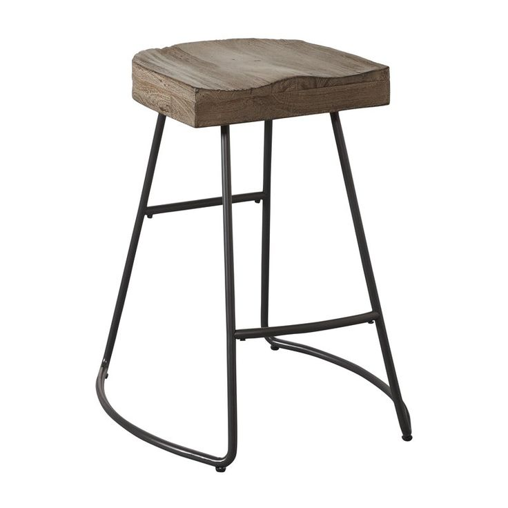 Charlie 24 Counter Stool Wood