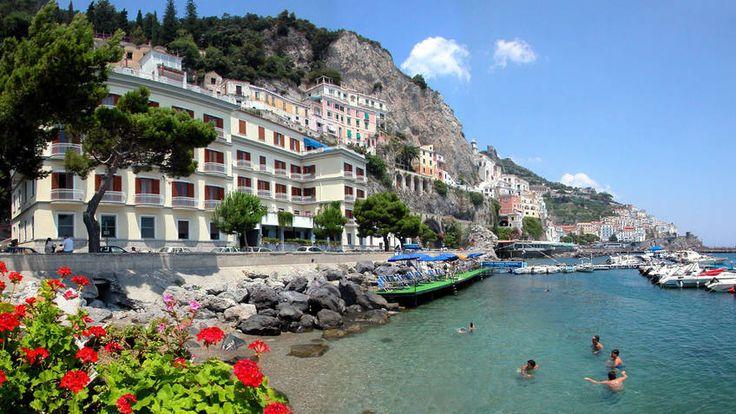 Hotel La Bussola 4 Star Hotels Amalfi