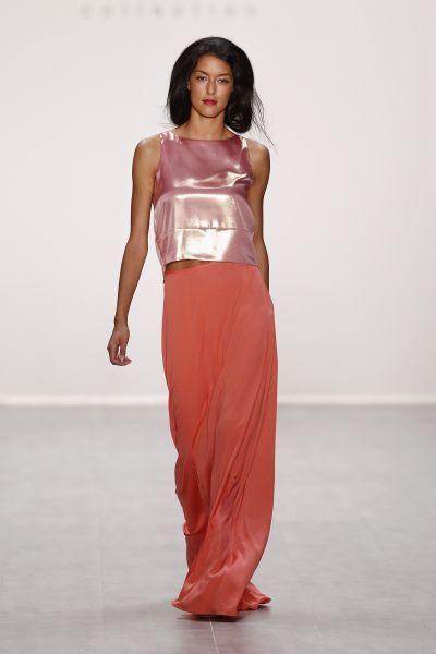 Rebecca Mir Fashion Week Berlin SS 2015 #fashionweek #mbfw2014 #rebeccamir #libute