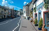 Camelford situated on the edge of Bodmin Moor, is one of the highest towns in England at 700 ft above sea level.