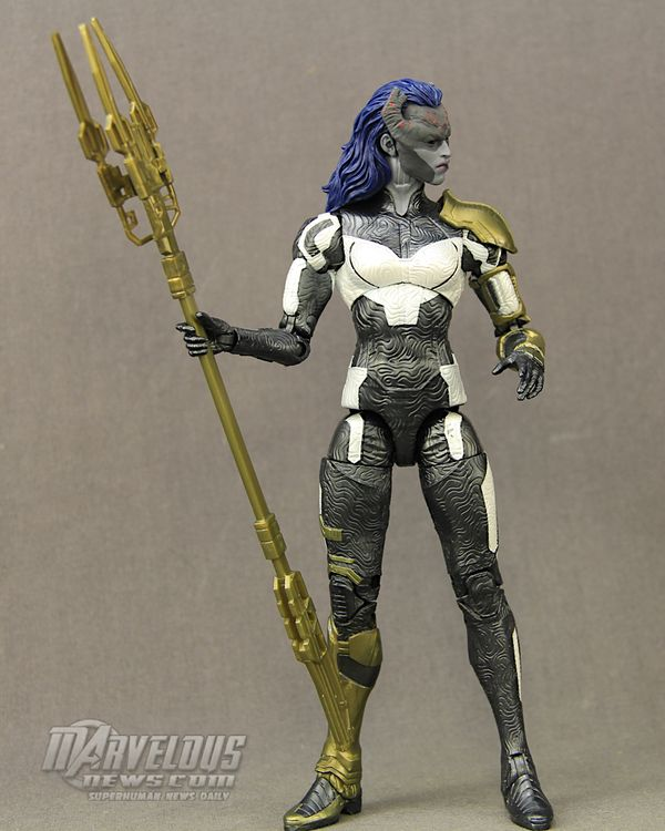 """Avengers: Infinity War Movie 6"""" Marvel Legends Proxima Midnight Figure Video Review & Image Gallery"""