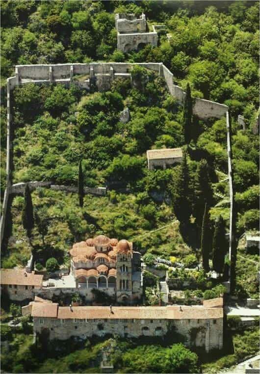 Mistra', Greece.