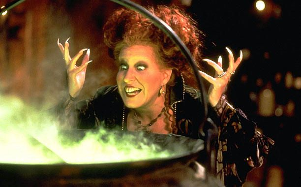 Freeform has released the lineup for the 13 Nights of Halloween, anddon't worry, Hocus Pocus is on there – a lot. All the classics are in rotation...
