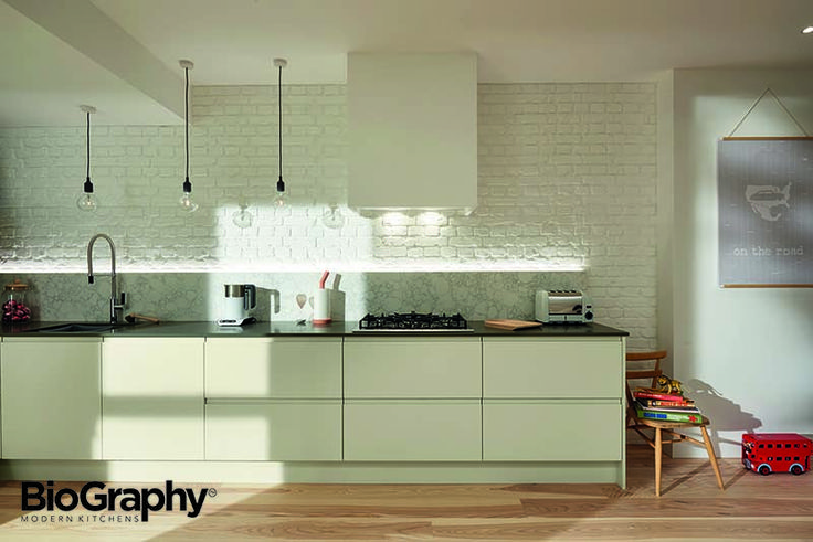 The BioGraphy kitchen range is now available from Tecaz stores, designed with modern British living in mind. #kitchendesign #tecaztrends