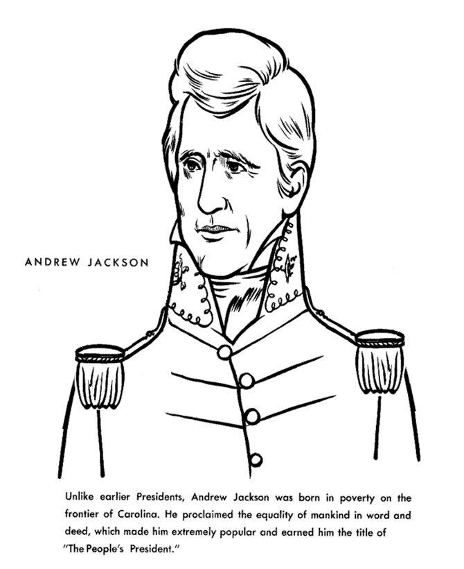 97 best Andrew Jackson 7th US President