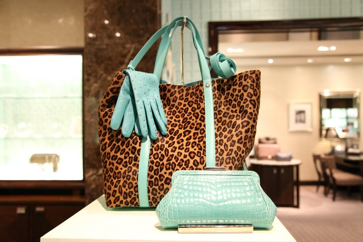 Fabulous Tiffany: Purses Shoes Accessories, Breakfast At Tiffany'S, Bags Pursess Clutches Wallets, Tiffany Blue, Breakfast At Tiffanys, Leopards Prints, Animal Prints, Leopard Prints, Cheetahs Prints