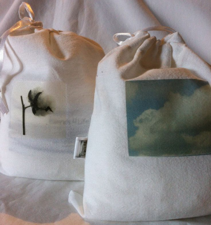 For your pal who could use a de-stressing detox - Bath Salts (the good kind) in gorgeous cotton bags via Keep Me Posted