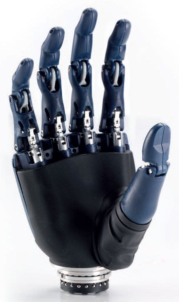 this can do our work for all of us.  cyberpunk, future, robot hand
