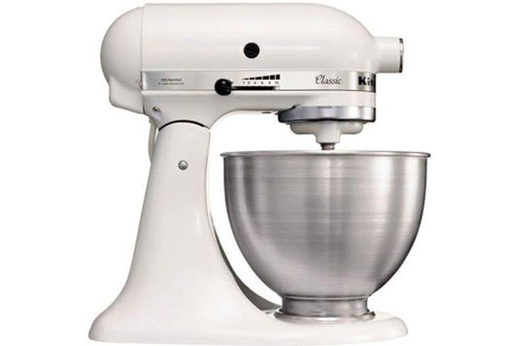 Robot patissier Kitchenaid CLASSIC 5 KSM45 EWH BLANC