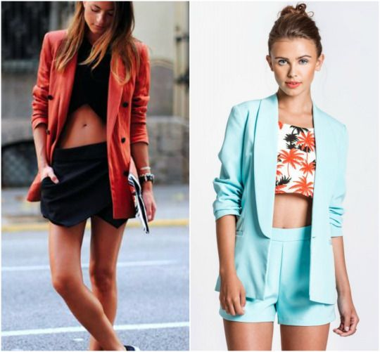 5 attractive ways fashion icon recommend to style a blazer – Beauty is as Beauty Does