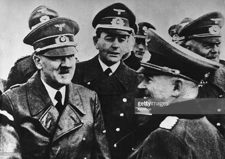 a description of hitler and his downfall in world war ii After the war, the picture emerged of hitler as a megalomaniac who refused to listen to his military experts and who, as a consequence, lost the war for germany.