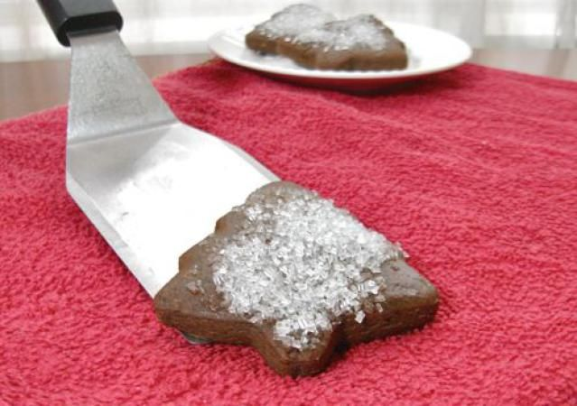 Fun Christmas Recipes for Santa, Rudolph and Friends: Soft Gingerbread Cookies Recipe