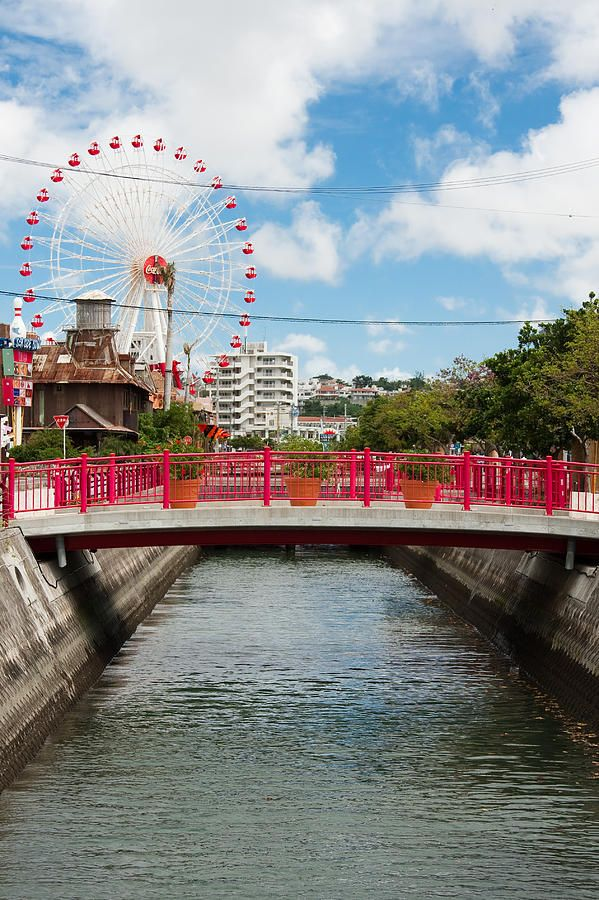 ✮ Mihama American Village in Okinawa, Japan