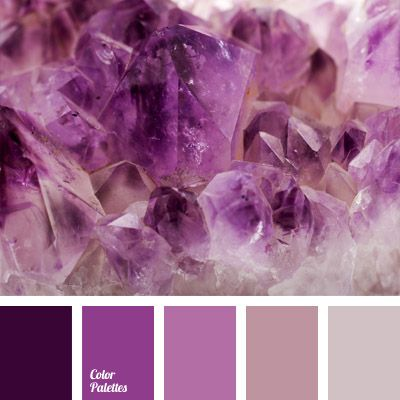 Color Palette 720 Lavender Pastel Colour Palette