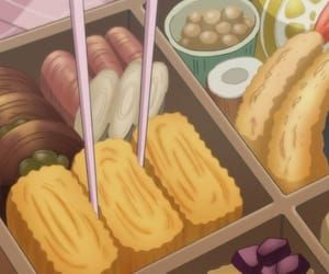 ร ปภาพ Anime Food And Anime Food Anime Bento Cute Food Food
