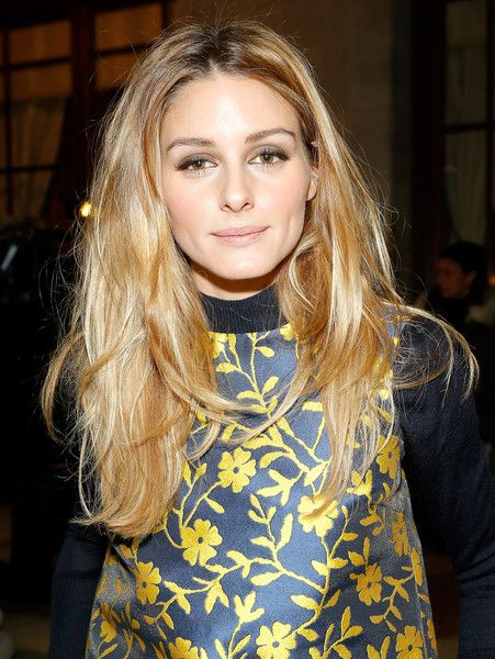 Olivia Palermo - Carolina Herrera Fall 2016 Fashion Show Front Row - February 15, 2016 #nyfw