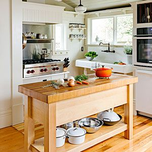 How to design a vintage-modern kitchen   Go above and beyond   Sunset.com