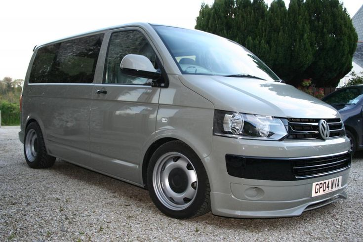 VW T5.1 on banded steels