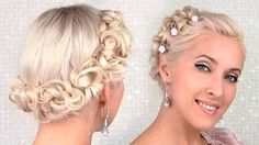 Top 10 Best Hairstyle Tutorials by Lilith Moon  #hairstyletutorials #hairstyles