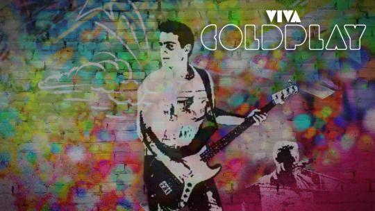 Viva Coldplay - Dave is Guy Berryman visit vivacoldplay.com.au