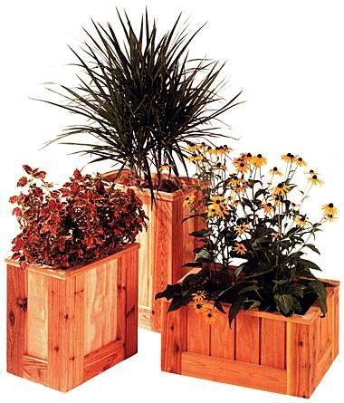 free planter boxes plans