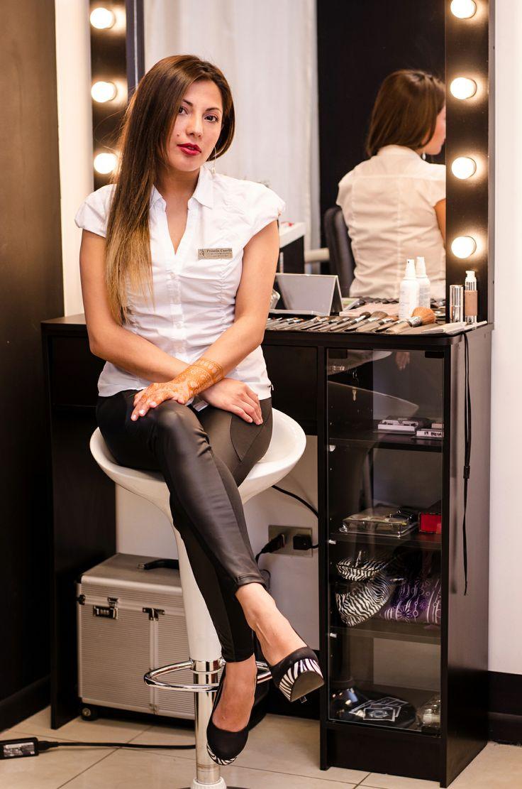 Ábril de Cip Make Up Studio. (Escuela de Maquillaje profesional)