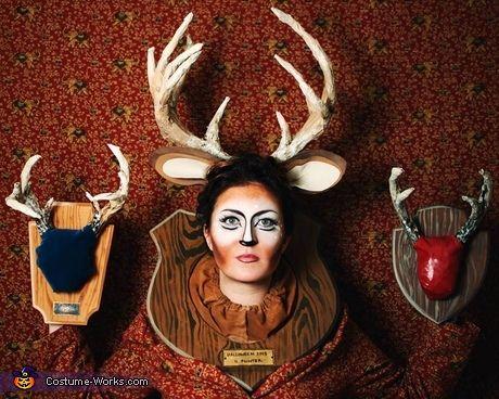 50 Creative DIY Halloween Costume Ideas for Women – Anita Nersten