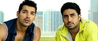 dostana - abhishek bachchan and John Abraham- Bollywood