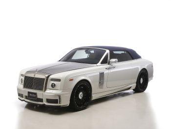 WALD Rolls-Royce Phantom Drophead Coupe Black Bison Edition '2012–pr.