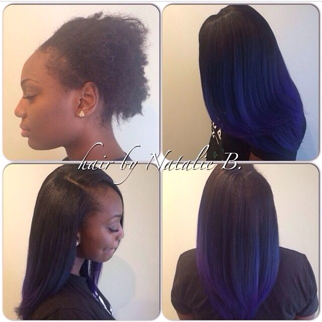Sew In Weave Hair Growth Human Hair Extensions