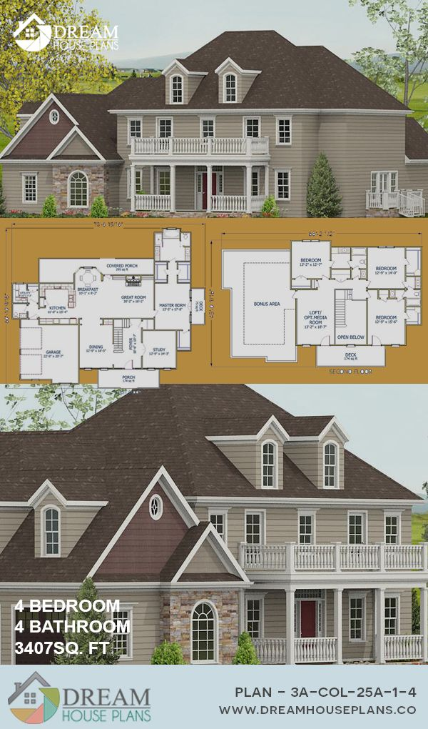 Plan 92107vs Captivating Southern Home Plan With Lower Level Flex Room In 2020 Southern House Plans Vacation House Plans House Plans Farmhouse