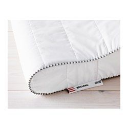 RÖLLEKA Memory foam pillow - IKEA. I have one of these for my dorm room and I should really get one for my room at home.