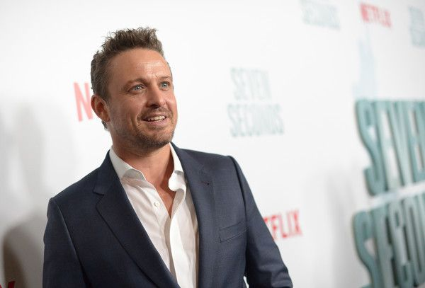 David Lyons attends Netflix's 'Seven Seconds' Premiere screening and post-reception in Beverly Hills, CA on February 23, 2018 in Beverly Hills, California.