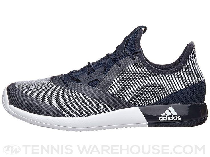 Adidas Defiant Bounce Navy White Men S Shoe