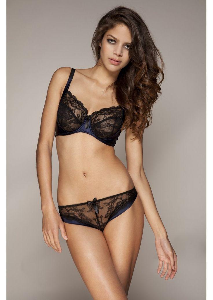 Mia isabella lingerie black