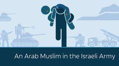 An Arab Muslim in the Israeli Army - YouTube