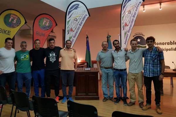 """Se lanzó oficialmente el Triatlón Olímpico y Aguas Abiertas """"Ciudad del Encuentro"""""""