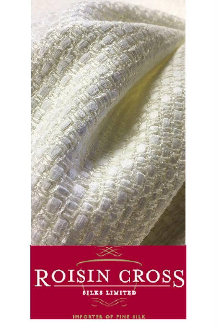 Ivory Italian Wool