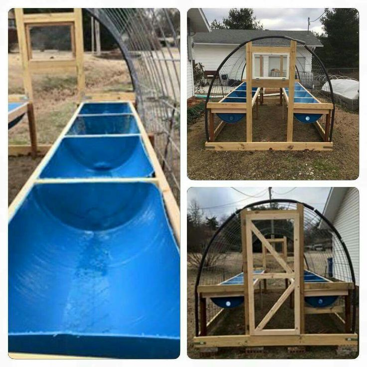 Raised Garden Beds Using Food Grade Plastic Barrels